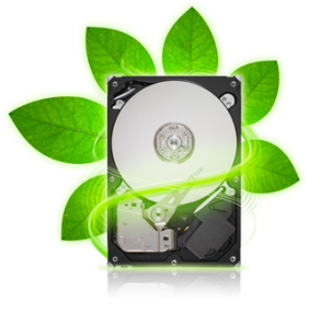 Disco Rígido Seagate Barracuda Green